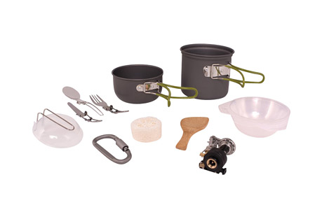 Osage River Mess Kit with Stove