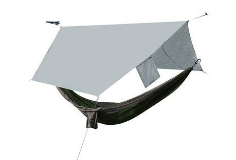 Osage River and PahaQue Hammock and Rainfly Bundle