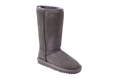 Ozwear Genuine Sheepskin Tall Boots - Women's