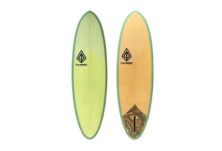 Paragon Surfboards Retro Egg 6'6 Surfboard