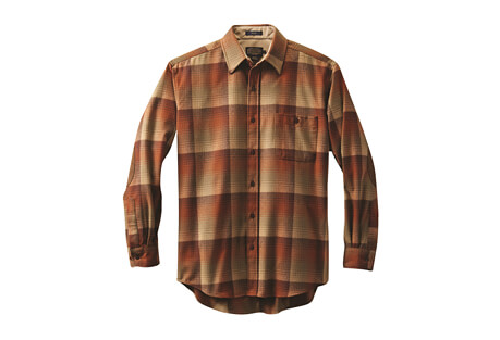 Pendleton L/S Trail Shirt w/ Elbow Patch - Men's