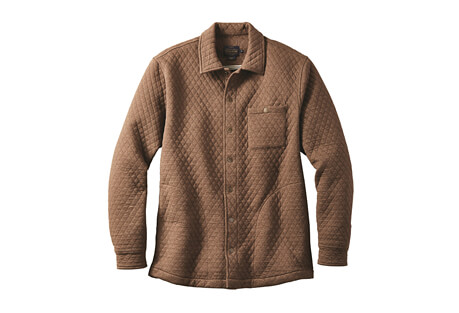 Pendleton Knit Shirt Jacket - Men's