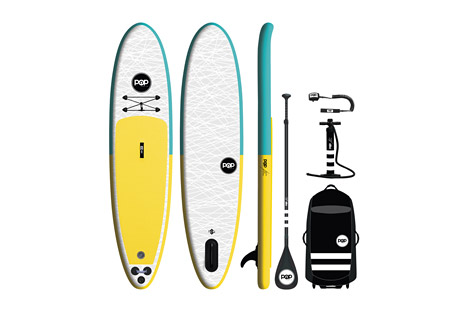 Pop Boards 11' PopUp Paddleboard Package