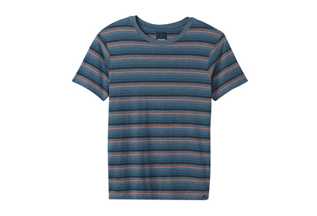 prAna Dustin Short Sleeve Crew - Men's