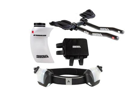 Profile Design Triathlon Starter Kit - 245mm