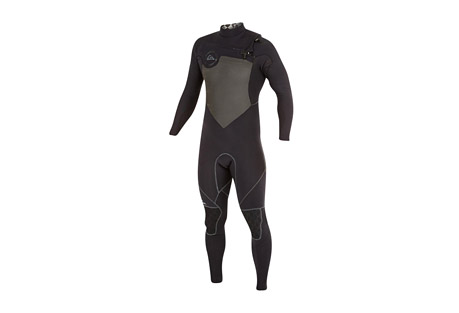 Quiksilver AG47 Performance 3/2 Chest Zip Wetsuit - Men's