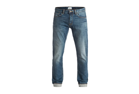 Quiksilver Distorsion Slim Fit Jeans - Men's