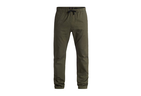 Quiksilver Fun Days Twill Joggers - Men's