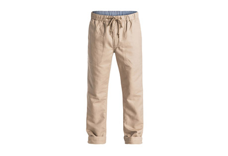 Quiksilver Antigua Linen Pants - Men's