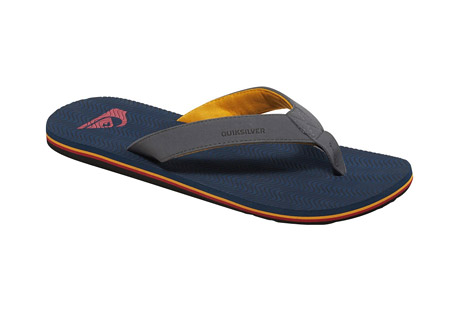 Quiksilver Molokai Laser Grip Sandals - Men's