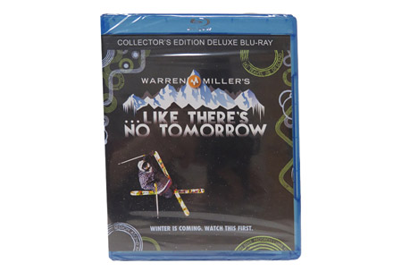 Like There's No Tomorrow Blu-ray