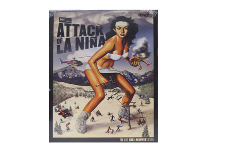 Attack of la Niña DVD