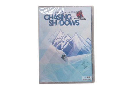 Warren Miller's Chasing Shadows DVD + Blu-ray Combo Pack