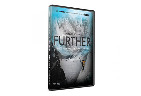 Jeremy Jones' Further DVD/Blu-ray Pack