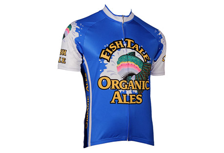 Retro Image Apparel Two Fishtale Jersey - Mens