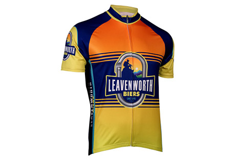 Retro Image Apparel Two Leavenworth Biers Jersey - Mens
