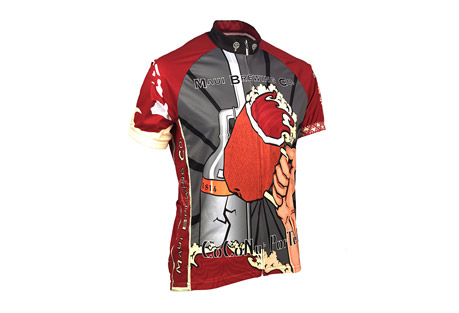 Retro Image Apparel Two Maui Coconut Porter Jersey - Mens
