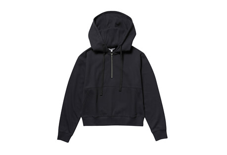 Richer Poorer Fleece Half Zip Hoodie - Women's