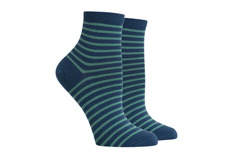 Richer Poorer Skimmer Socks - Women's