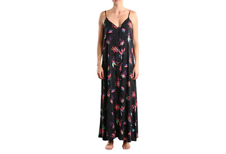 Rusty Paradise Maxi Dress Sleeveless - Women's