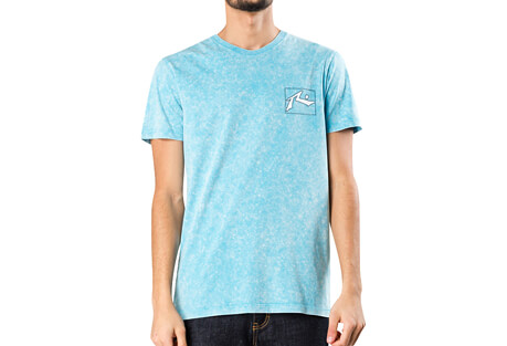 Rusty Wired Short Sleeve Tee - Men's