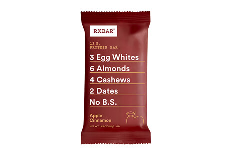 RXBAR Apple Cinnamon Bar - Box of 12
