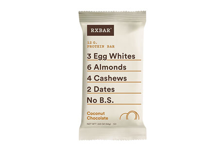 RXBAR Coconut Chocolate Bar - Box of 12