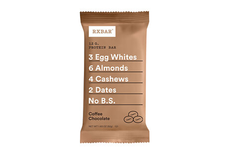 RXBAR Coffee Chocolate Bar - Box of 12