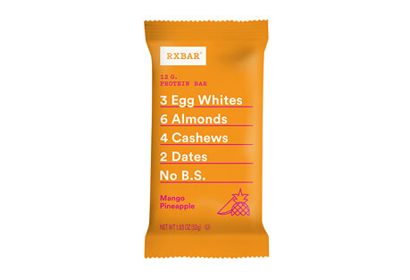 RXBAR Mango Pineapple Bar - Box of 12