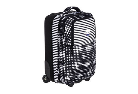 Roxy Roll Up Wheeled Cabin Suitcase