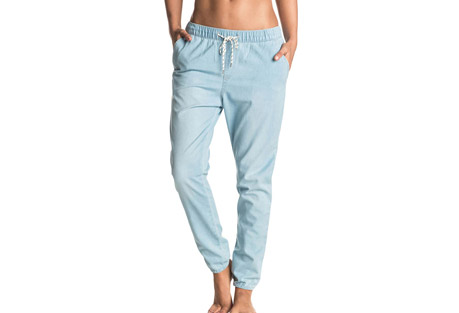 Roxy Easy Beachy Denim Joggers - Women's