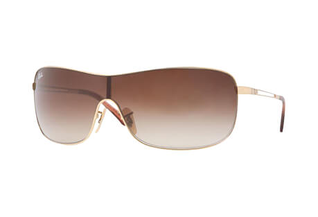 4447be18662d Ray-Ban Metal Shield Frame Sunglasses - Women s