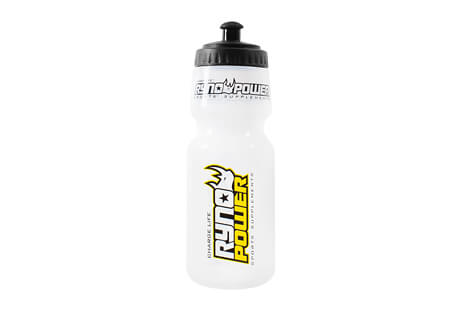 Ryno Power Cycling Bottle-Clear - 25oz