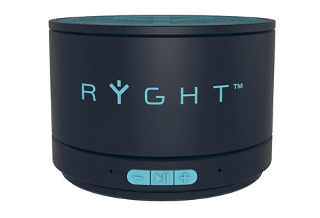 Ryght Wheel Bluetooth Speaker