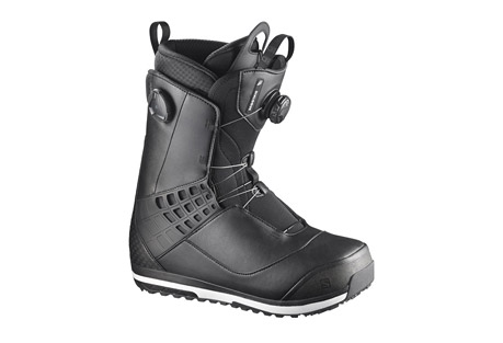 Salomon Dialogue Focus BOA Black Ski Boots - Men's