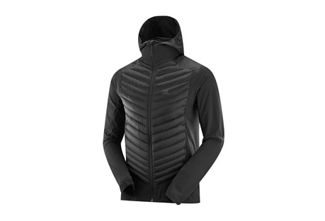Salomon Haloes Down Hybrid Hoodie - Men's