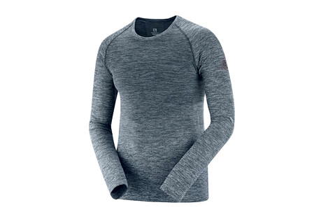 Salomon Allroad Seamless Baselayer LS - Men's