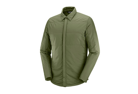 Salomon Snowshelter Insulated Shirt - Men's