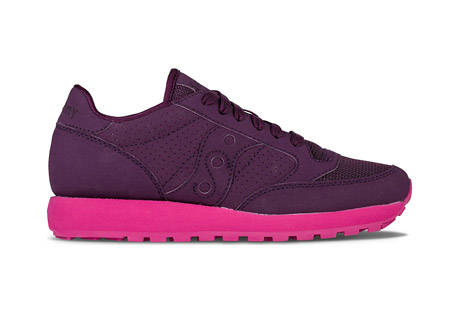 Saucony Jazz Original Life On The Run Shoes - Women's