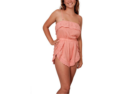 Sea Gypsies Flora Romper Sleeveless - Women's