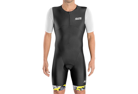 SLS3 S/S Aero Triathlon Race Suit - Men's