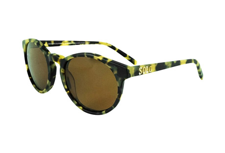 Solo Eyewear Belize Polarized Sunglasses