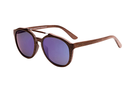 Solo Eyewear Trinidad Polarized Sunglasses