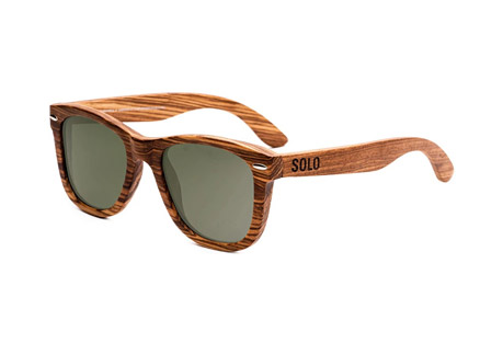 Solo Eyewear Guatemala Polarized Sunglasses
