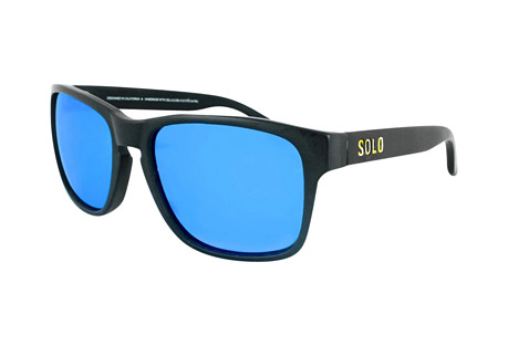 Solo Eyewear Zambia Polarized Sunglasses