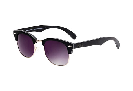 Solo Eyewear Israel Black Polarized Sunglasses