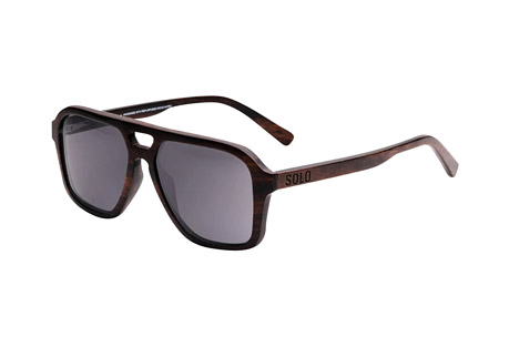 Solo Eyewear Africa Polarized Sunglasses