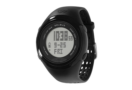 Soleus GPS Sole + HRM Watch