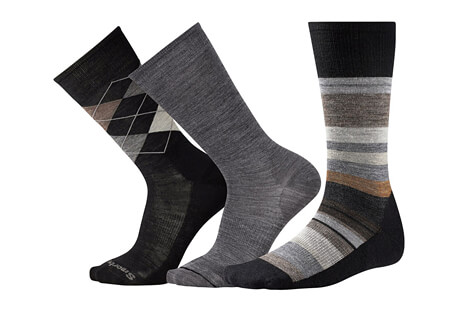 Smartwool Trio 3 3-Pack Socks