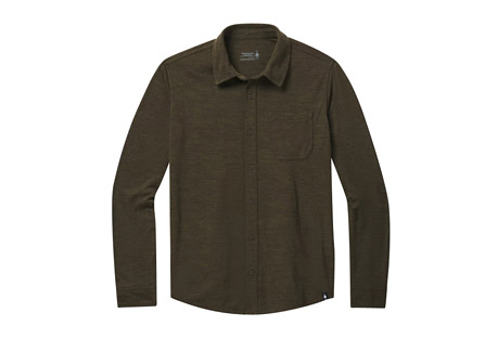 Smartwool Merino Sport 250 Long Sleeve Button Up - Men's